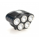 Flashlight Bicycle TR-D010 5x CREE XM-L T6 2800 lumens 5 modes