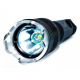 Flashlight TR-J2 1x CREE XM-L T6 1000 lumens 4 modes for diving