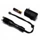 Lampe de poche TR-J1 1x CREE XM-L T6 1000 lumens 4 modes pour plongée