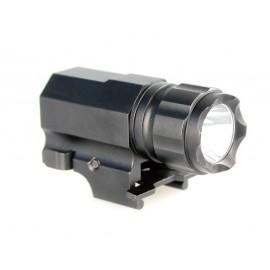 Lampe torche P05 1x CREE XP-G R5 178 lumens pour pistolet
