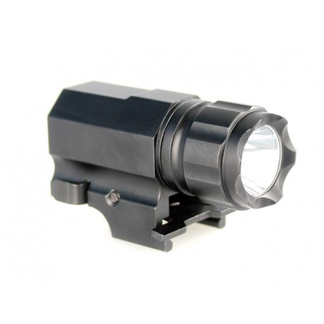 Flashlight P05 1x CREE XP-G R5 178 lumens for Gun