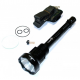 Flashlight X7 1x CREE SST-50 1300 lumens 5 modes