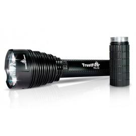Lampe de poche TR-J12 5x CREE XM-L T6 4500 lumens 5 modes