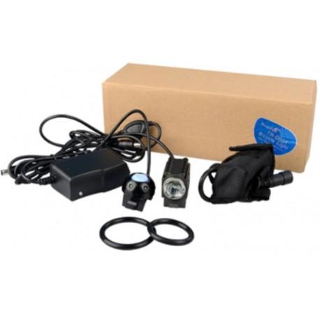 Pack éclairage vélo D001 batterie incluse
