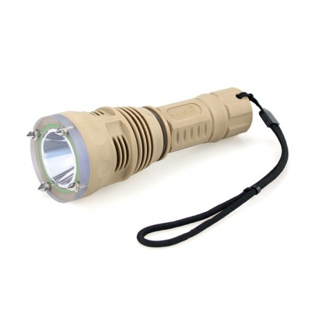 Flashlight TR DF001 1x CREE XML 2 650 lumens for diving